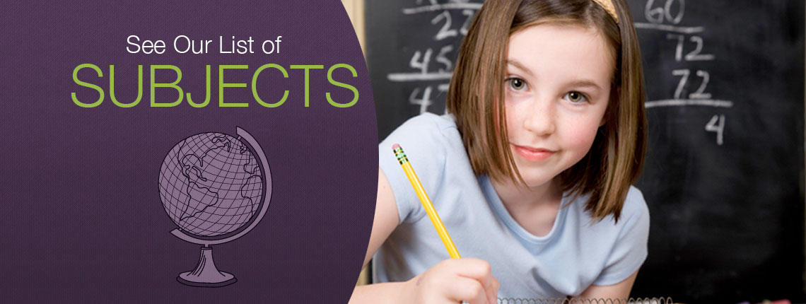 Subjects Questions?  Call (562) 822-6488
